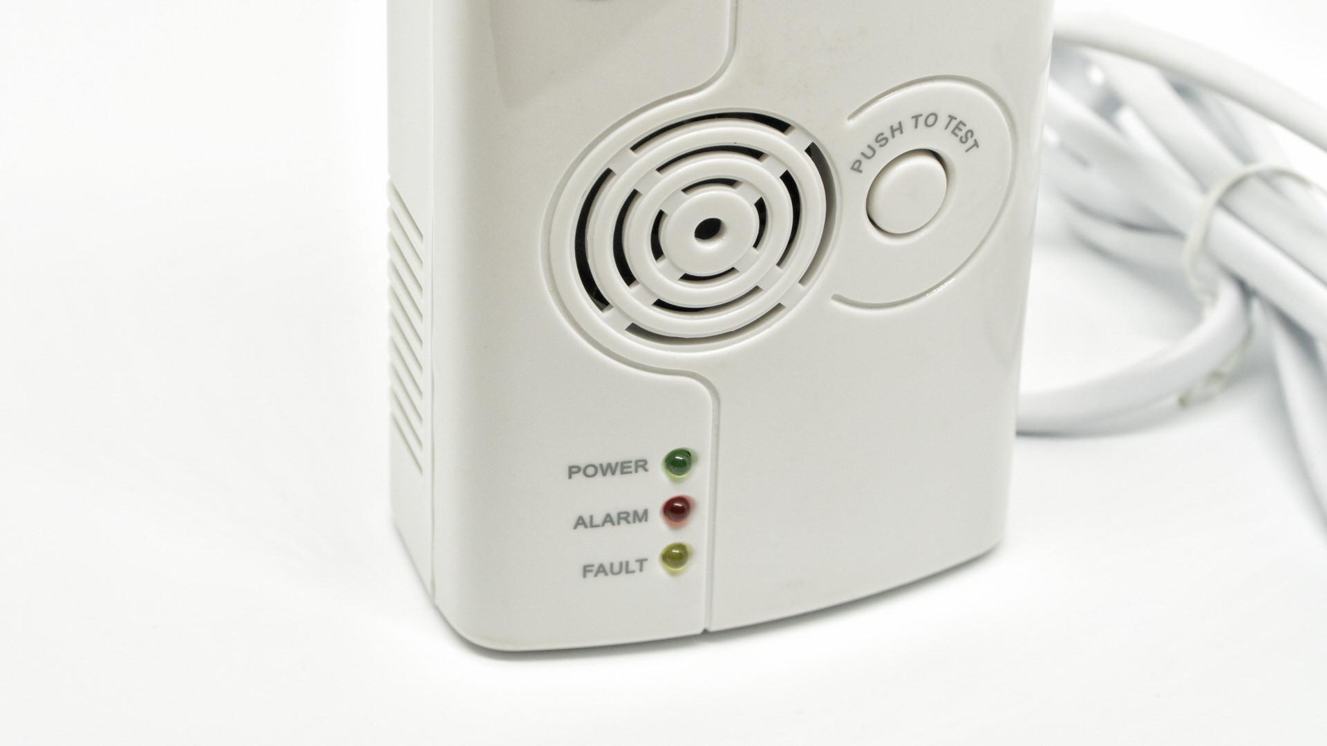 CO gāzes detektors